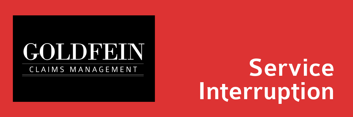 Goldfein Claims Management